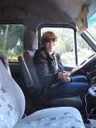 Tracy, My GERTIE Bus Driver
