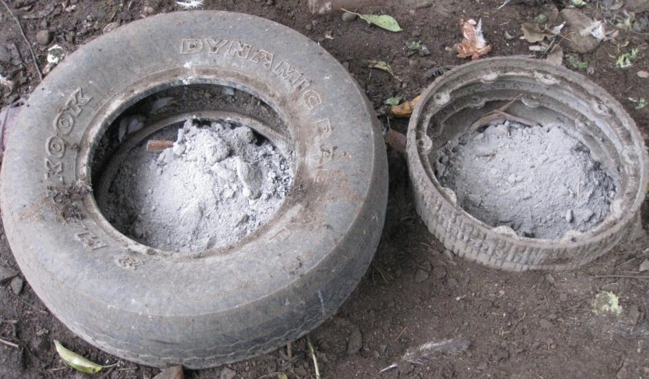Dust Bath Rings