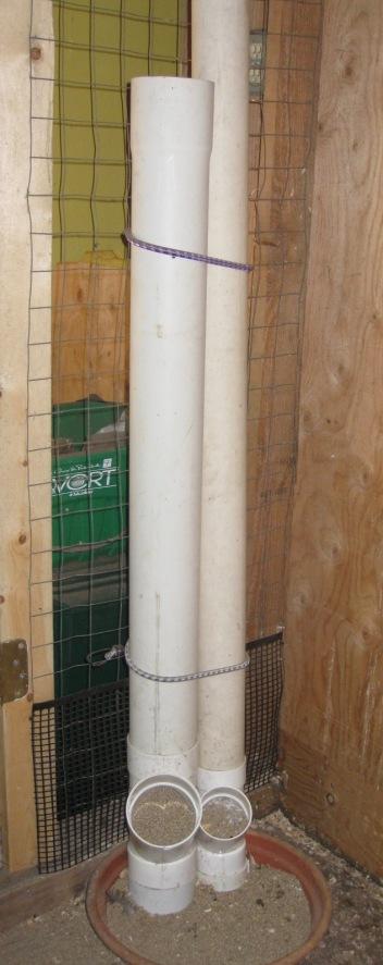PVC Feeders