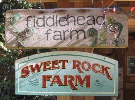 Fiddlehead & Sweet Rock Farms