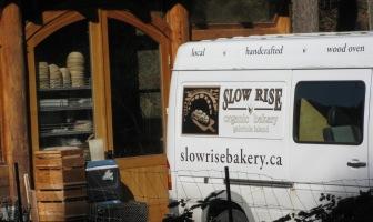 Slow Rise Bakery