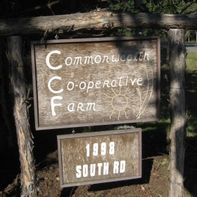 Commonwealth Co-operative Farm