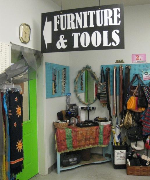 Furniture & Tools