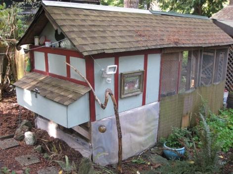 Jacqueline's Coop - Exterior