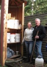 Rachel & Jeff - Silo Storage