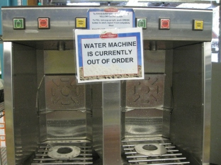 Water Machine: Out Of Order