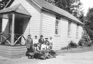 North End School 1900