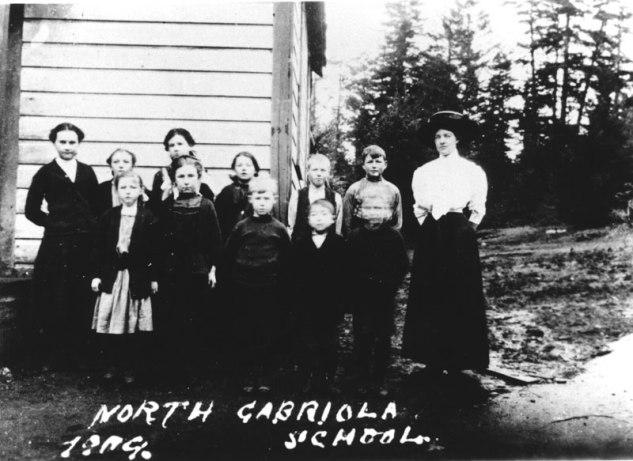North End School 1909