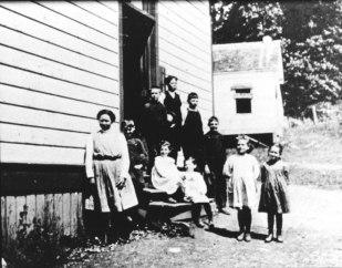 South End School 1908