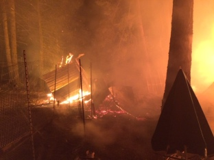 Coop Fire Caused By Faulty Wiring