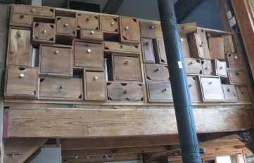 Loft Dividing Wall