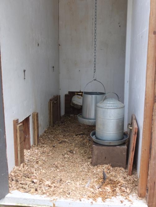 Carol's Coop (Interior)