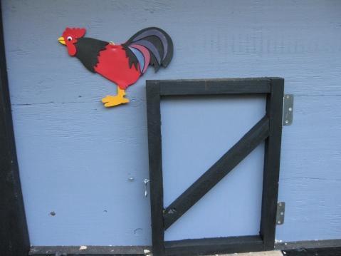 Foam Rooster
