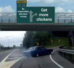 Get More Chickens