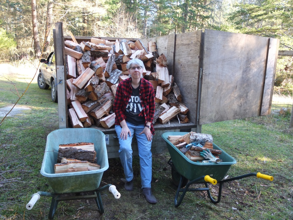 Me With Firewood