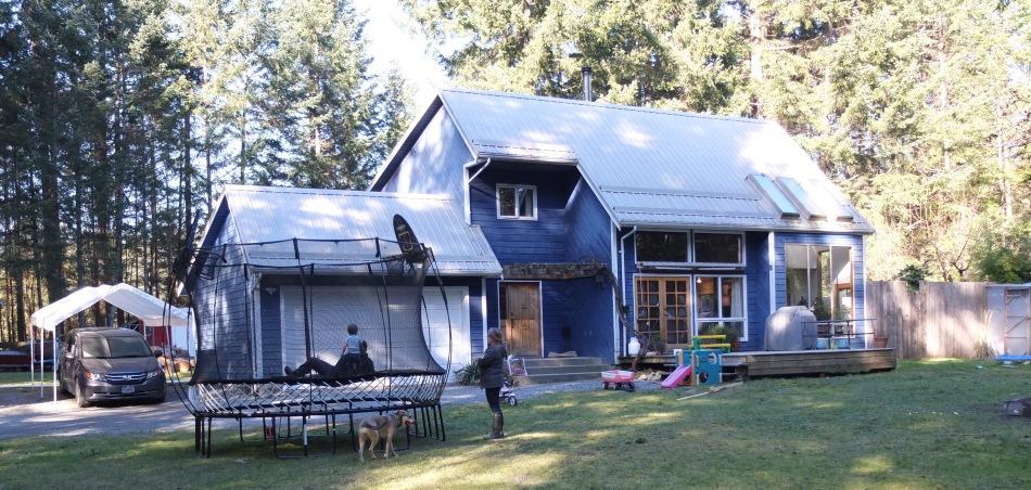 Nadine & Derek's House