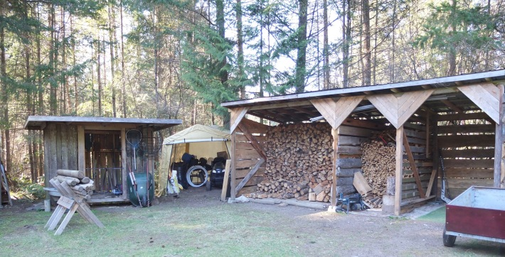 Wood Sheds & Storage Buildings