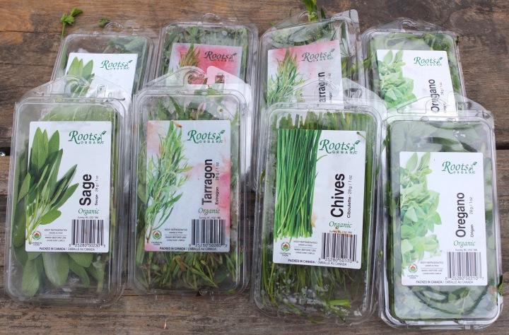 Packaged Herbs