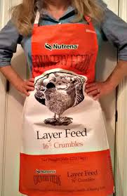 Feed Bag Apron