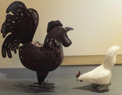 Chicken Figures