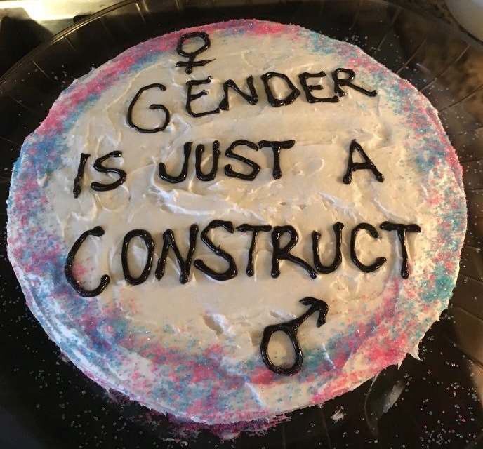 Gender Is Just A Construct