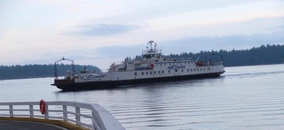 Quinsam Ferry