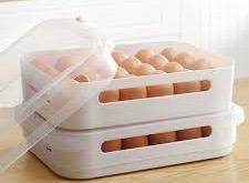 Refrigerator Egg Box
