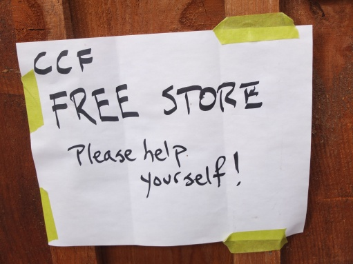 CCF Free Store