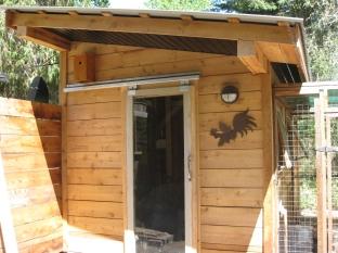Main Coop Door