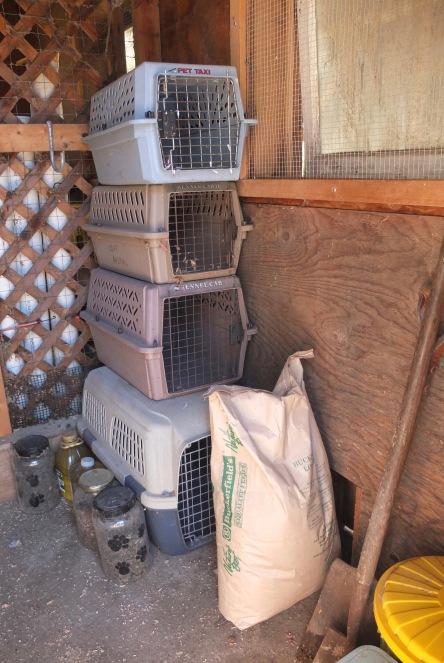 Clean Crates